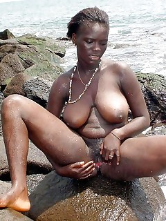 Black Public Nudity Pics